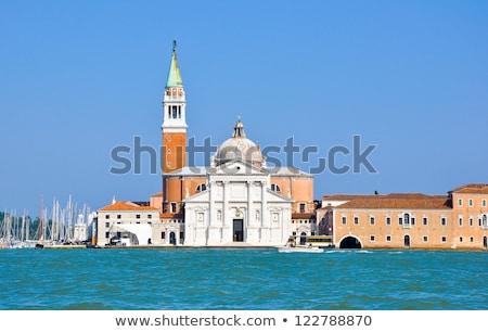 view on san giorgio in venice stock photo © givaga