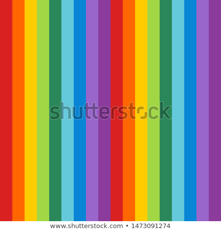 抽象的な 虹色 垂直 行 デザイン 背景 ストックフォト © SArts