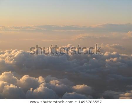 午前 雲 高い 空 光 ストックフォト © skylight