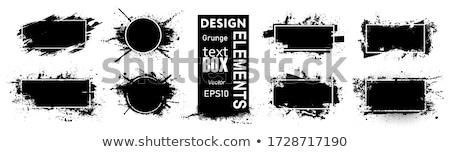 grunge background with graffiti elements stock photo