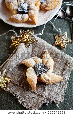 Finnish Christmas pastries Stock photo © Stocksnapper