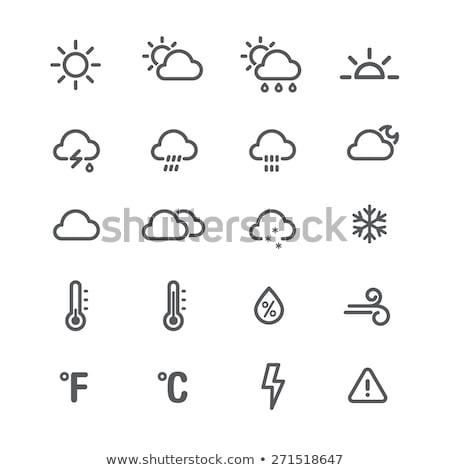 Seasons Icon Series Stock photo © make