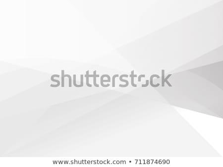Papír kártya szürke üzlet iroda fal Stock fotó © oly5