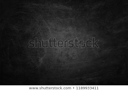 black grunge background stock photo © cammep