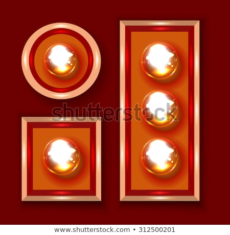 mirrored arrow Stock photo © nicemonkey