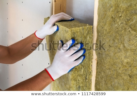 thermal insulation of a house wall stock photo © pixpack