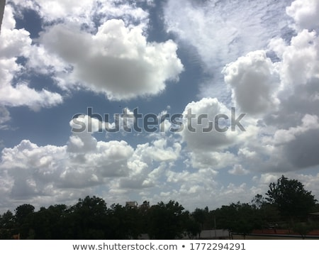 облачный · погода · Storm · небе · темно · цвета - Сток-фото © avq