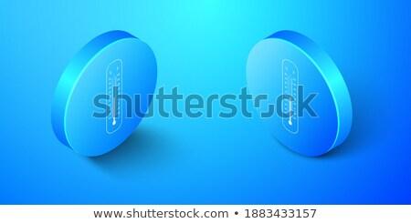 ボタン 科学 画像 白 芸術 ストックフォト © bluering