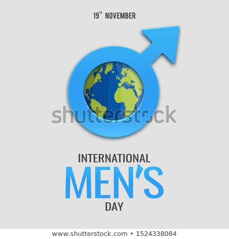 banner Mens Day   Stock photo © Olena