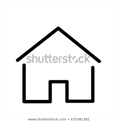 home icon in trendy flat style isolated on background. home icon page symbol for your web site desig Stock photo © kyryloff