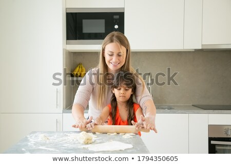 Görmek mutlu anne kız Stok fotoğraf © wavebreak_media