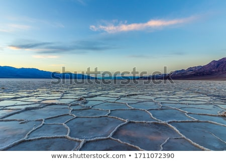 Badwater, Death Valley National Park, California, USA stock photo © phbcz