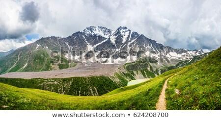 Donguzorun, Nakra-tau Mountains Caucasus Russia Stock photo © Qingwa