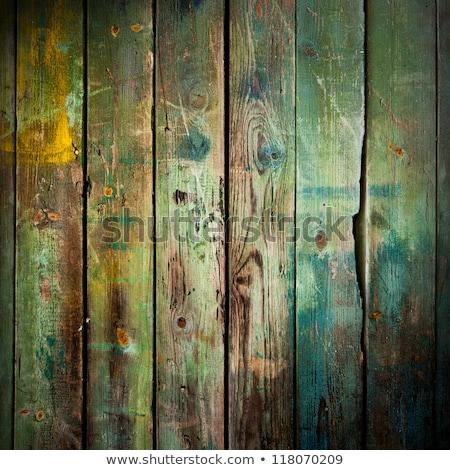 画像フレーム 古い木材 壁 階 ウェブ ストックフォト © nuttakit