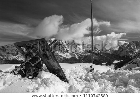 First world war location Stock photo © Antonio-S