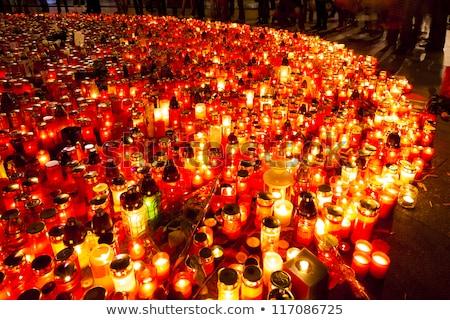 śmierci święty placu 2011 Praha Czechy Zdjęcia stock © phbcz