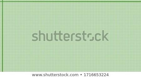 緑 グリッド パターン ベクトル 抽象的な 光 ストックフォト © HypnoCreative