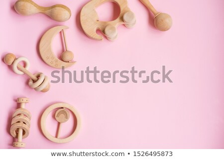 old fashioned wooden background stock photo © imaster