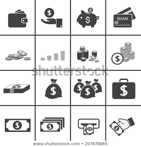 black purse   stock image stock photo © restyler
