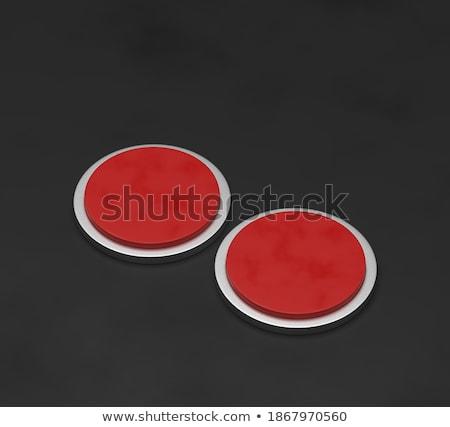 abstrato · círculo · botão · modelo · distintivo · textura · do · metal - foto stock © gubh83