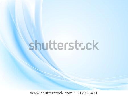 明るい · 波 · ベクトル · 勾配 - ストックフォト © saicle