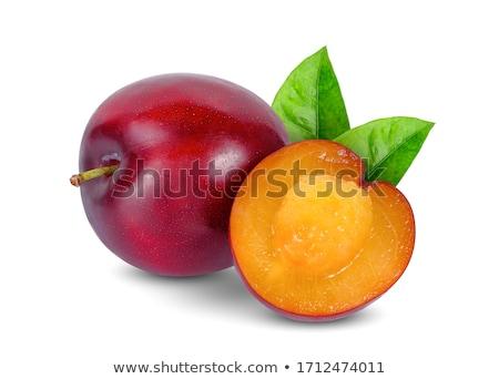 スタック 新鮮な フルーツ 夏 青 ストックフォト © gavran333