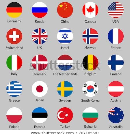 zászló · Svájc · nagy · méret · illusztráció · vidék - stock fotó © istanbul2009