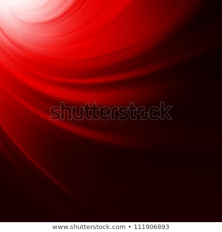 Abstract fire glow background. EPS 8 Stock photo © beholdereye