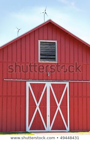 csőr · tető · kloáka · kék · ég - stock fotó © brandonseidel
