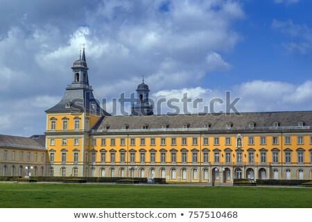 Prins paleis Duitsland nu hoofd- gebouw Stockfoto © borisb17