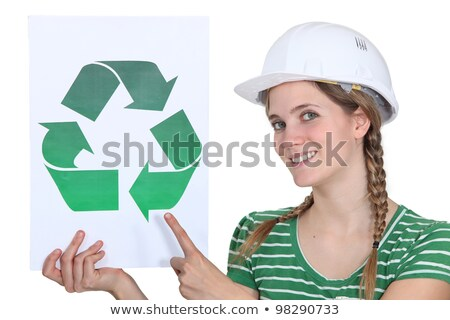 heating engineer all smiles stock photo © photography33