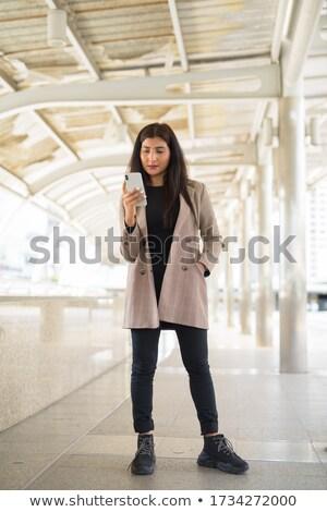 Business Traveler - Full Body Stock photo © lisafx