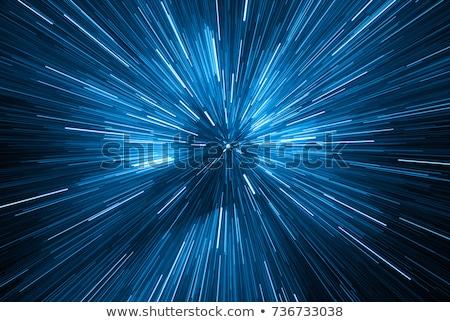 technology space explosion stock photo © keofresh