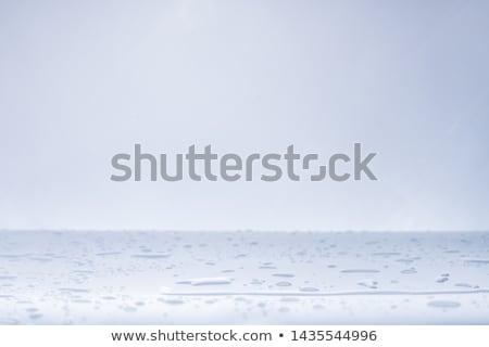 Manzara siyah yüzey soyut Stok fotoğraf © toaster