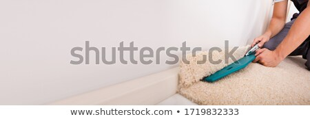 Carpet fitter Stock photo © photography33