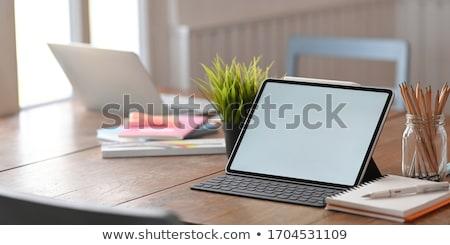 bilgisayar · durum · yalıtılmış · beyaz · dizayn · Sunucu - stok fotoğraf © shutswis