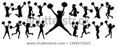 子供 · ピラミッド · フォーメーション · 実例 · 少女 · 子供 - ストックフォト © cteconsulting