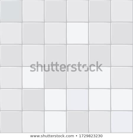 керамической плитка панель город Испания синий Сток-фото © ABBPhoto
