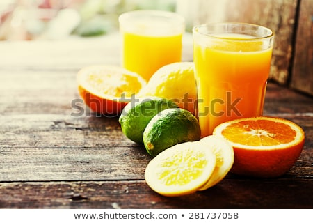 Citrus fruit juice  Stock photo © natika