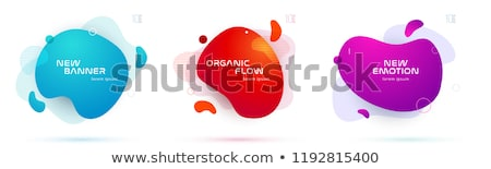 Abstract Round Shape With Frame Stock photo © HelenStock