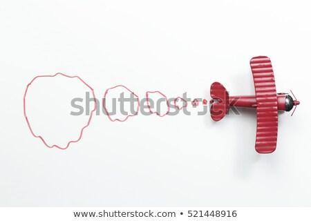 Stock photo: proactive wording isolate on white background