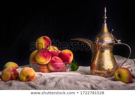 Ancora vita maturo succosa arance frutti Foto d'archivio © dariazu