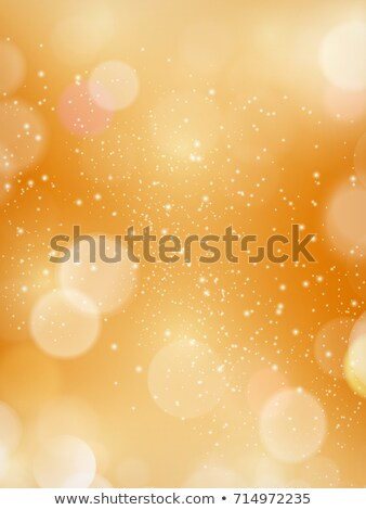 Abstract bokeh blurry light dot autumn, fall, festive background Stock photo © wenani