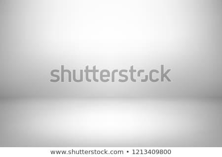 Zarif gri 3D stil soyut dizayn Stok fotoğraf © SArts