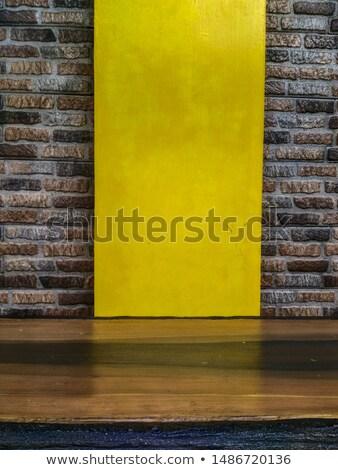 stonewall · arenito · alvenaria · construção · abstrato · fundo - foto stock © karandaev