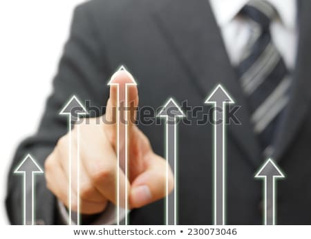 Up concurrence affaires succès échecs Photo stock © Lightsource