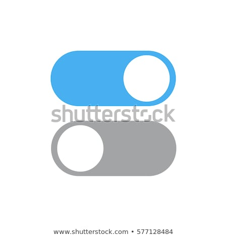 On and Off toggle Switcher Stock photo © kyryloff