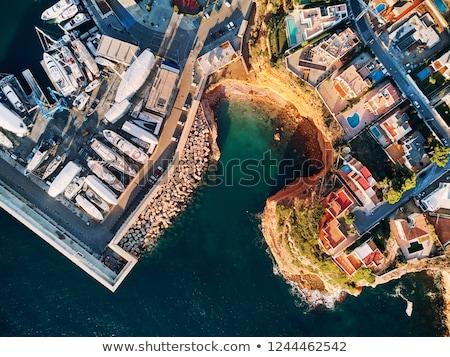 la · mallorca · Espanha · panorama · turquesa - foto stock © amok