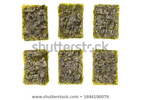 アジア 食用 海藻 表示 ストックフォト © nito