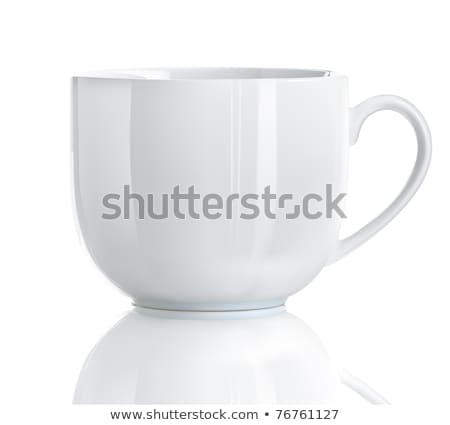 Cool tea cup Stock photo © oblachko